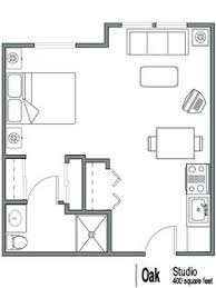Floor Plan Of An Apartment Small Studio Apartment Floor Plans Studio Apartment Garage