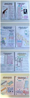 Literary devices interactive dictionary    Help students explore figurative language with fun  engaging Indulgy