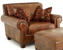 Vintage Brown Leather Chair Amazon Com Steve Silver Company Silverado Chair With 2 Accent