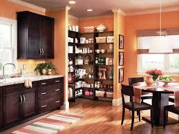 modern black kitchen pantry storage modern kitchen design