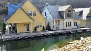 Floating Houses East Tn Delegation Lining Up Against Tva Ban On Floating Homes