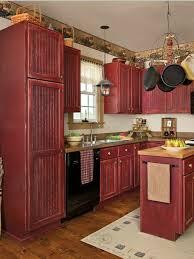 peindre cuisine rustique comment repeindre une cuisine idées en photos