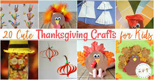 20 of the best thanksgiving crafts for of all ages