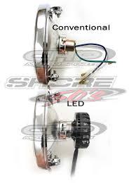 headlight 6v led bulb for honda z50