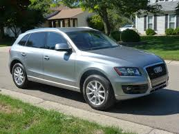2011 Audi Q5 Interior Review 2011 Audi Q5 The Truth About Cars