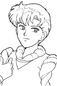 pudgy bunny u0027s sailor moon coloring pages
