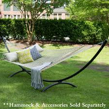 Hammock Stands Steel Arc Hammock Stand Black For The Home Pinterest
