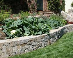 Raised Garden Bed With Bench Seating 15 Charming Garden Design Ideas With Stone Edges And Raised Beds