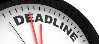 Seeking Join The Midday Deadline Lapses For Seeking Join In Petitions