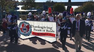 dgn bands tour 2016 disney thanksgiving parade of bands disney