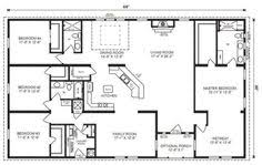 Metal Building Floor Plans Texas Barndominium Floor Plans 40x50 Metal Building House Plans