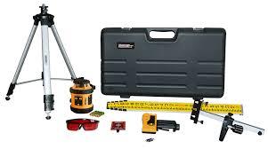 johnson level u0026 tool 40 6517 self leveling horizontal rotary laser