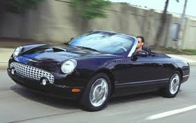 2002 Ford Thunderbird Premium Stock by Used 2002 Ford Thunderbird Convertible Pricing For Sale Edmunds