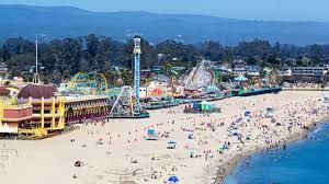 wedding cake rock parking santa boardwalk amusement park california s classic