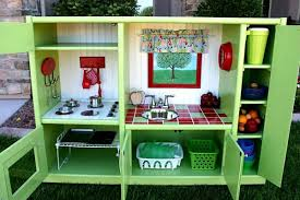 play kitchen from furniture 5 cool diy kitchen sets