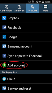 phone settings android setup your zimbra account on an android phone or tablet decs