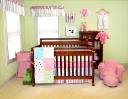 Nursery Bedding Sets Uk by Bedroom Exciting Pink And Green Nursery Decor Dpfougerousse