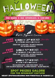 halloween event eyre square centre
