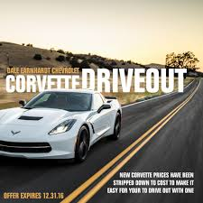2016 corvette stingray price corvette driveout dale earnhardt chevrolet