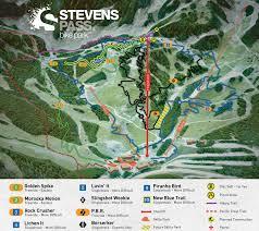 Map Of Leavenworth Wa Summer Trail Map