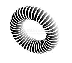 membuat garis 3d di photoshop cara membuat garis lengkung 3d di illustrator kursus desain grafis