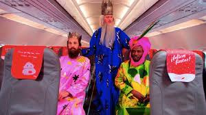 fotos reyes magos cabalgata madrid carmena no renueva el acuerdo con iberia y los reyes magos no llegan