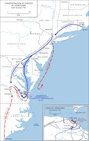 Henry Hudson Route Map by Chapter 4 American Military History Volume I
