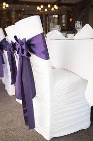purple chair covers 2018 2015 purple wedding chair sashes taffeta custom made in sale