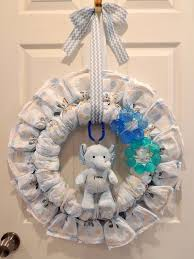 wreath winter baby it s cold outside themed for a