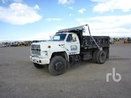 Ford Diesel Dump Truck - ford f800 dump trucks for sale used trucks on buysellsearch