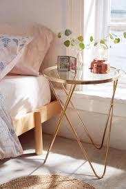 Glass Mirrored Bedroom Set Best 25 Glass Nightstand Ideas On Pinterest Gold Nightstand