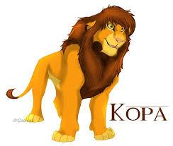 kopa design coolrat disney u0027s lion king simba u0027s