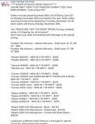 microphone black friday black friday u201cusa offers u201d simonthewizard