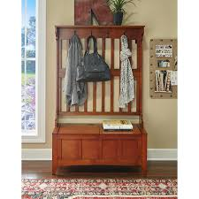 decorative trees for home hall trees entryway furniture the home depot