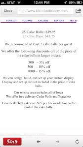 cake pop prices cake pop pricing bakery cake pop prices cake pop