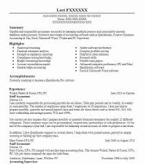 Accounting Manager Resume Examples by Best Staff Accountant Resume Example Livecareer
