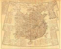 atlas k che 1734 china by danville from du halde atlas mcadd pahar