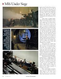 the james bond 007 dossier american cinematographer skyfall