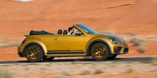 gold volkswagen beetle bbc autos volkswagen channels its rod history
