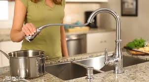 motionsense kitchen faucet faucet to faucet a battle between two touchless options poplar