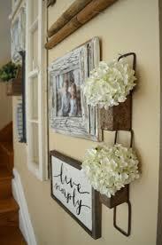 wall decor stairway wall decorating ideas design basement