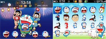 download themes doraemon doraemon for blackberry 9700 9780 os6 themes free blackberry