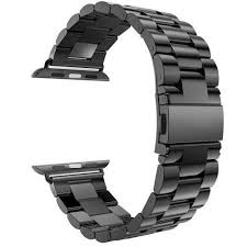 black stainless bracelet images Apple watch band stainless steel bracelet black hw co jpg