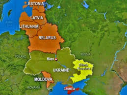 map why europe is dismayed by russia u0027s invasion of crimea