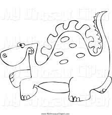 royalty free coloring pages to print stock dinosaur designs