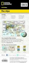 Map Of Bali Alps National Geographic Adventure Map National Geographic Maps