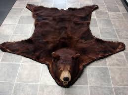 Taxidermy Bear Rug Bear Rug Real Roselawnlutheran