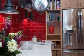 Home Interiors By Design Red Kitchen Revival Interiors By Blackwood Llcinteriors By