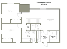 ranch home plans with basements ranch home floor plans with basement best rambler house plans ideas