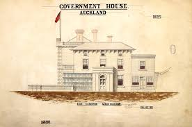 file government house auckland side elevation jpg wikimedia